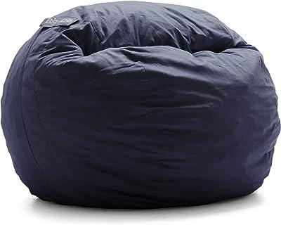 Big Joe Fuf Medium Lenox with Removable Cover, Cobalt