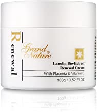 Grand Nature Lanolin Bio-Extract Renewal Cream with Placenta & Vitamin C