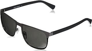 Kính mắt cao cấp nam – Men's Ch6034 Metal Rectangular Sunglasses, 57 mm