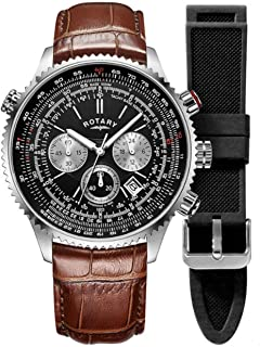 Best rotary gents wrist watches Reviews