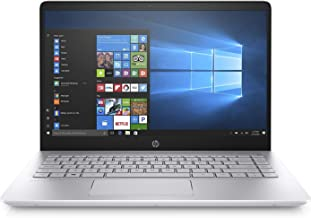 HP 14 inch Full HD (1920 x 1080) IPS Display Laptop, Intel Core i3-7100U, 8GB DDR4, 1TB Hard Drive, HDMI, 802.11ac, Bluetooth, Backlite Keyboard, Windows 10 - Silver