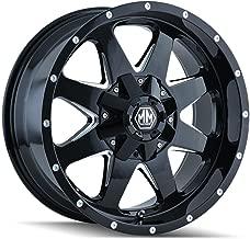 black f250 with black rims