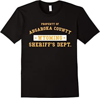 Absaroka County Sheriff's Department