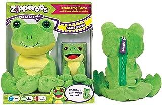 Zipperoos Frantic Frog Card Game