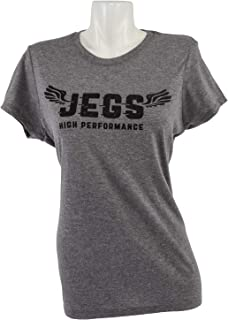 JEGS Apparel and Collectibles 18088 Ladies Winged Logo T-Shirt XX-Large