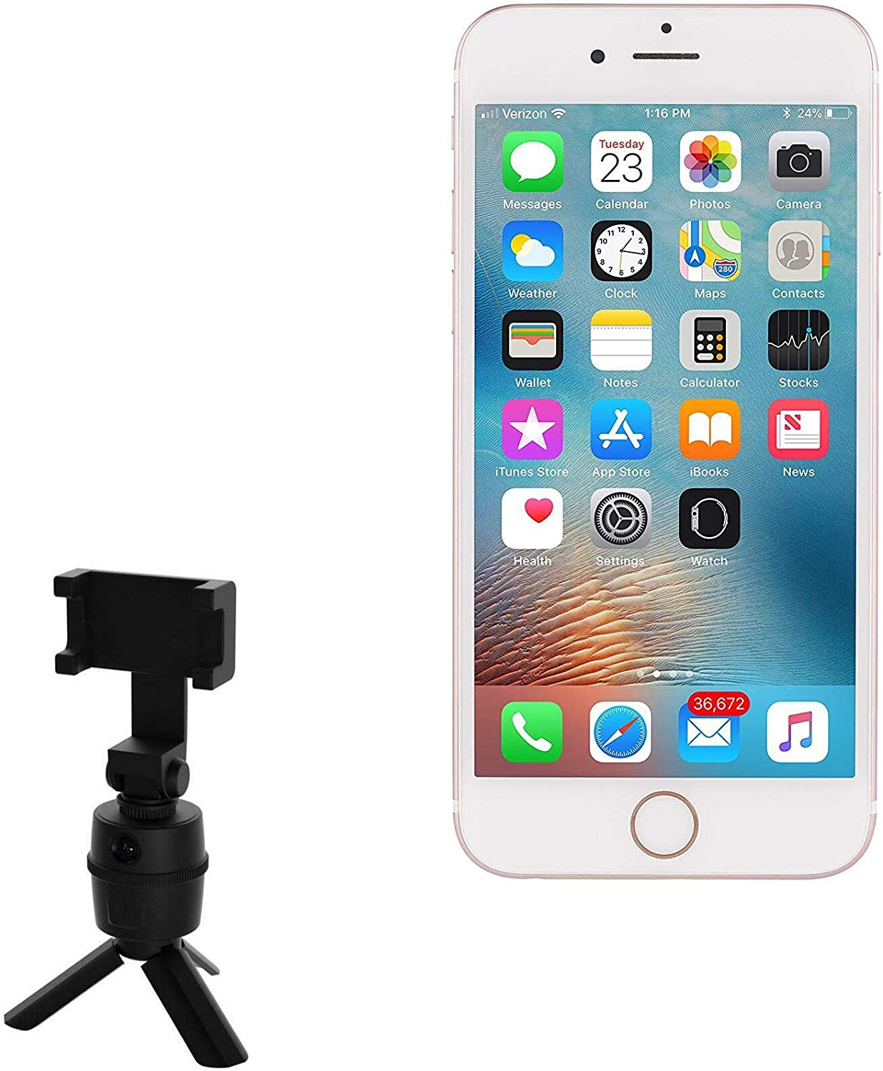 Stand and Mount for iPhone 6s by - Piv BoxWave Limited Special Price Max 73% OFF