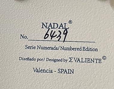 Nadal 765111Figurine–Maternal Ties Model - 14 x 7 x 9.5 cm.