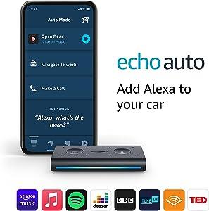 Echo Auto   Add Alexa to your car