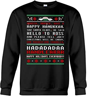 Friends tv Show Inspired Christmas Sweater | Unisex Sweatshirt