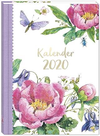 Taschenkalender 2020, Jahresplaner, Organizer