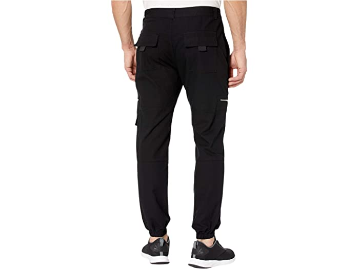 Zanerobe Jumpa Comb Joggers Black Pants