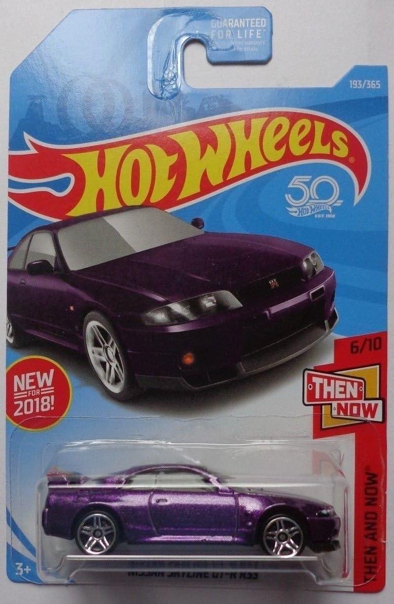 Details about  /2019 Hot Wheels Nissan Skyline GT-R R33