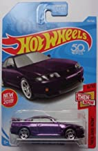 Hot Wheels 2018 50th Anniversary Then And Now Nissan Skyline GT-R R33 193/365, Purple
