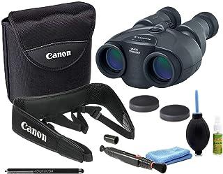 Canon 10x30 is II Image Stabilized Binocular Starters Bundle