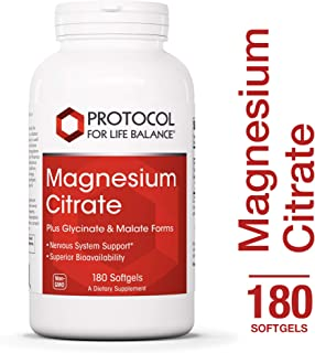 magnesium citrate while fasting