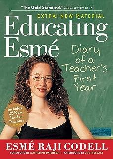 Educating Esmé: Diary of a Teacher's First Year
