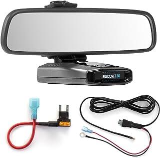Radar Mount Mirror Mount + Direct Wire Power Cord + Mini Fuse Tap Escort IX EX Max360C (3001407)