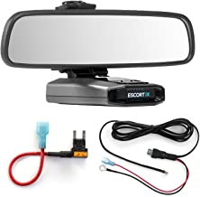 Radar Mount Mirror Mount + Direct Wire Power Cord + Mini Fuse Tap Escort IX EX Max360C (3001407) photo