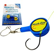 HOOK-EZE Fishing Knot Tying Tool for Fishing Hooks All in One – Cover Hooks on Fishing Rods |...