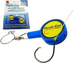 HOOK-EZE Fishing Gear Knot Tying Tool - for Tying Fishing...