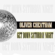 oliver cheatham saturday night album