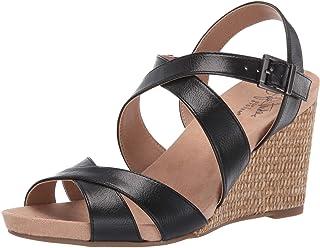 LifeStride Women's Harbor Wedge Sandal