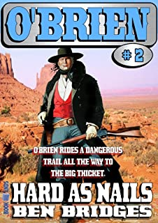 Hard as Nails (An O'Brien Western Book 2)