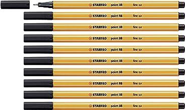Stabilo Point 88 Pen, Black