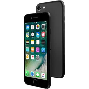 Apple iPhone 7, 128GB, Black - For AT&T / T-Mobile (Renewed)