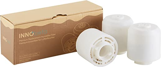 Premium vervangingsfilter voor de InnoBeta Fountain 3.0L Cool Mist luchtbevochtiger (3-pack filter)
