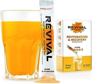 Revival Rapid Rehydration, Electrolytes Powder - High