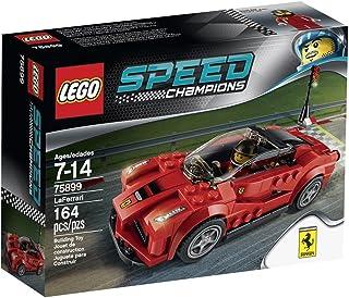 LEGO Speed Champions Laferrari, Multi-Colour, 75899