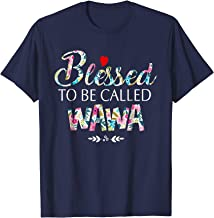 WAWA - Womens Blessed To Be Called WAWA Tshirt