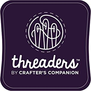 Threaders TH-1126 Fabric Ink Pads-Violet