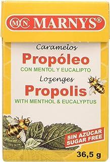 Marnys Caramelos Propoleo Sin Azucar Expositor - 20 unidades
