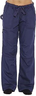 Just Love 24000PNVY-3X Women's Utility Scrub Pants/Scrubs, Navy Utility Pant, 3X