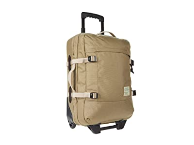 Filson Dryden 2-Wheel Carry-On Bag Ducks Unlimited (Dry Grass) Bags