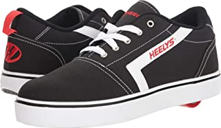 Heelys Men's GR8 Pro Black/White/Red 13 M US