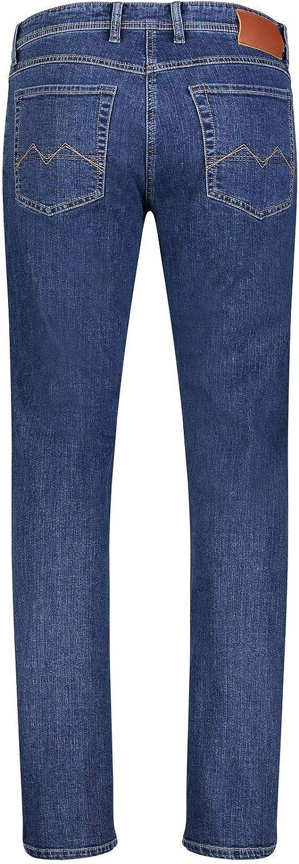 MAC Jeans Arne Jeans Homme Blue Light Usé.