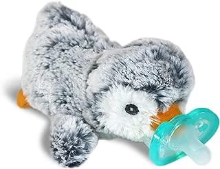 penguin pacifier holder