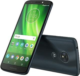 Motorola Moto G6 Play 16GB - 5.7\ 4G LTE Unlocked Smartphone, US Version, XT1922-9 (Deep Indigo)