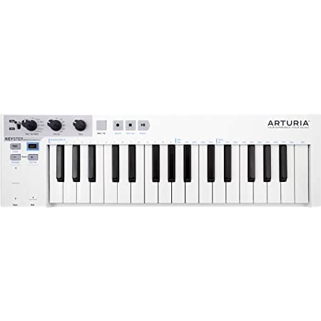 Arturia Keystep Controller & Sequencer (430201)