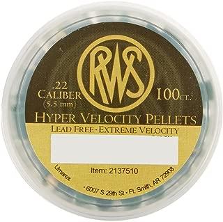 Best rws hyper velocity pellets Reviews