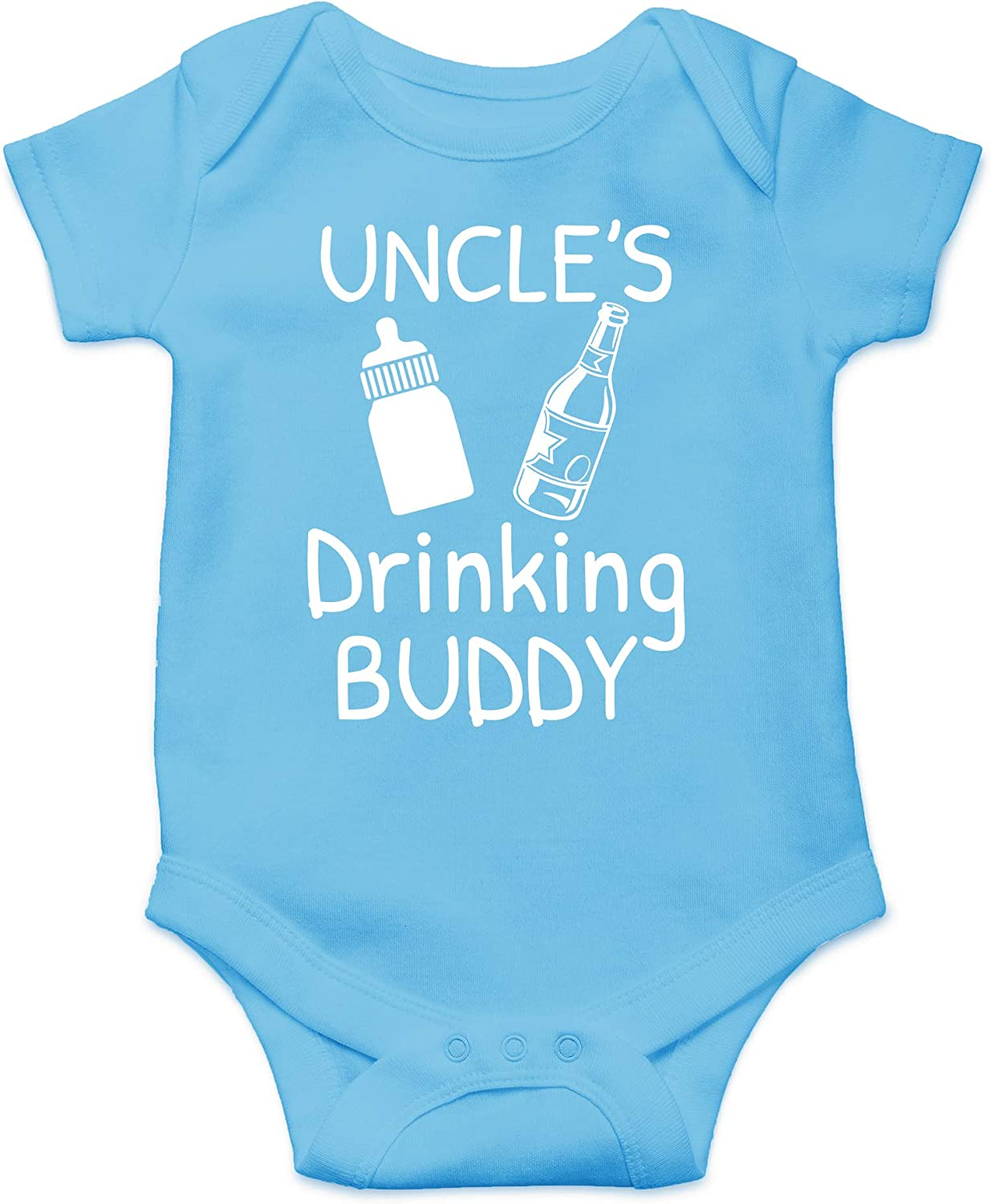 Max 87% OFF Uncles Drinking Buddy - Funny Soon Cute to Be Infant store One Uncle