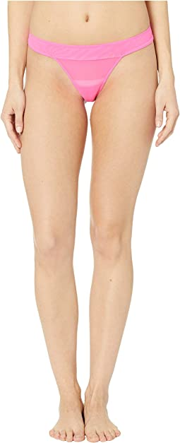 Wide Side Thong Sheer