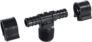 PEXLOCK Black Flair-It Sales 30842 Pex X 1//2 Mpt Adapter Fluid/_Ounces