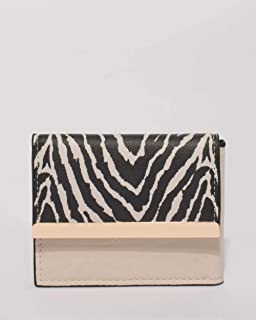 Monochrome Zebra Abby Mini Purse