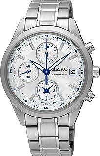 Seiko Womens Quartz Wrist Watch, Analog and Stainless Steel- SNDV51P1