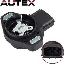 AUTEX 1342077E00 TH237 Throttle Position Sensor TPS compatible with Chevrolet Tracker/Subaru Impreza & Legacy & Forester/Suzuki Aerio & Esteem & Grand Vitara & Sidekick & Vitara