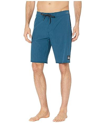 Quiksilver Highline Kaimana 20 Boardshorts (Majolica Blue) Men
